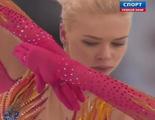 アンナ・ポゴリラヤ グランプリファイナル2014