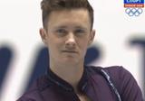マックス・アーロン NHK杯2013