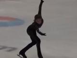 ユリア・リプニツカヤ オンドレイネペラメモリアル2016