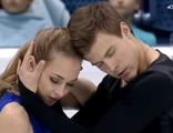 ヴィクトリヤ・シニツィナ&ニキータ・カツァラポフ 欧州選手権2016