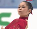 宮原知子 NHK杯2014