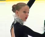 マリア・ソツコワ JGPタリン杯2014
