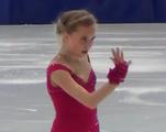 エレーナ・ラジオノワ Russian Open Skate 2014