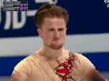 ミーシャ・ジー 四大陸選手権2015
