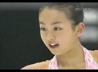 浅田真央 日本選手権 フィギュアスケート ショート
