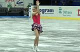 イェニー・サーリネン JGPチェコスケート2013