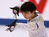 羽生結弦 全日本選手権2015