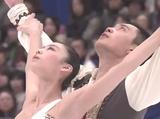 于小雨[ウ・ショウウ]&金楊[キン・ヨウ]  NHK杯2015