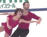 メーガン・デュハメル&エリック・ラドフォード NHK杯2015