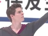 リチャード・ドーンブッシュ NHK杯2015