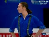 ジェイソン・ブラウン 四大陸選手権2015