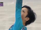 宇野昌磨 世界ジュニア選手権2014