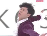 田中刑事 NHK杯2015