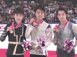 羽生結弦 NHK杯2015