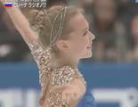 エレーナ・ラジオノワ ジャパンオープン2014