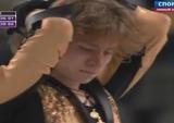 アルトゥール・ガチンスキー スケートアメリカ2014