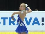 ルトリシア・ボック JGPチェコスケート2014