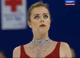 アシュリー・ワグナー 世界選手権2015