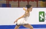 宮原知子 世界ジュニア選手権2013