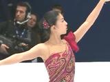 永井優香 世界ジュニア選手権2015