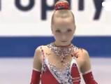 エレーナ・ラジオノワ NHK杯2013
