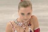 エレーナ・ラジオノワ 世界ジュニア選手権2014