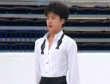 ピョン・セジョン JGPチェコスケート2014