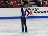 ケヴィン・レイノルズ カナダ選手権2008 フリー