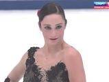 ケイトリン・オズモンド NHK杯2015