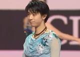 羽生結弦 グランプリファイナル2014