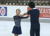 高橋成美&木原龍一 ネーベルホルン杯2014