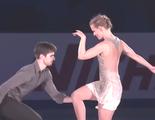 マディソン・ハベル&ザカリー・ダナヒュー NHK杯2015