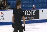 無良崇人 スケートカナダ2013 公式練習