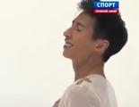 ジェレミー・テン NHK杯2014