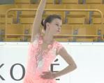 アナ・ドゥシュコヴァー JGPコペルニクススターズ杯2015