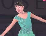 紀平梨花 NHK杯2015