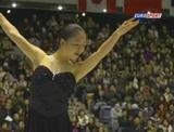 鈴木明子 NHK杯2008 ショート