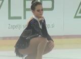 モニカ・ペテルカ JGPリュブリャナ杯2014