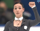 アリョーナ・レオノワ NHK杯2014