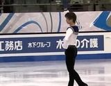 日野龍樹 Jr.グランプリファイナル2011 ショート