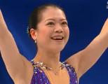 鈴木明子 全日本選手権2013