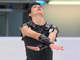ヤン・クルニク JGPチェコスケート2014