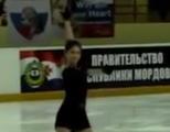 ユリア・リプニツカヤ ロシア杯ファイナル2016