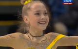 エレーナ・ラジオノワ スケートアメリカ2013