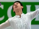 デニス・テン 四大陸選手権2015