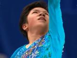 宇野昌磨 全日本選手権2013