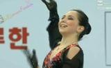 エリザベータ・トゥクタミシェ グランプリファイナル2012