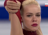 アンナ・ポゴリラヤ 世界選手権2016