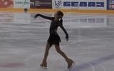 Elizabet TURZYNBAEVA JGPミンスク2013