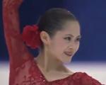 宮原知子 全日本選手権2015